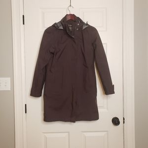 L.L. Bean softshell coat